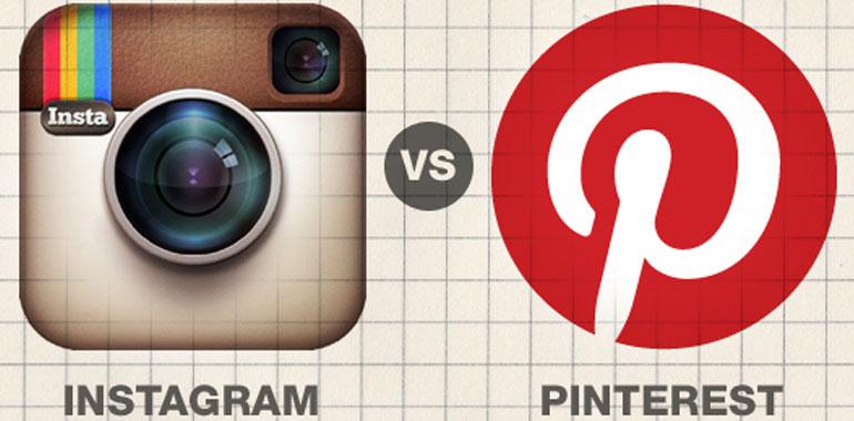pintarest vs instagram