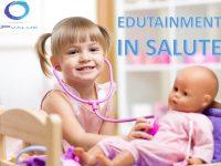 Edutainment in salute